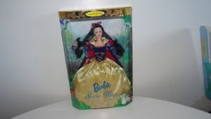 Boïte Barbie 1998 Snow White / Blanche-Neige Collection