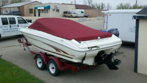 Looking for Custom summer boat tarp