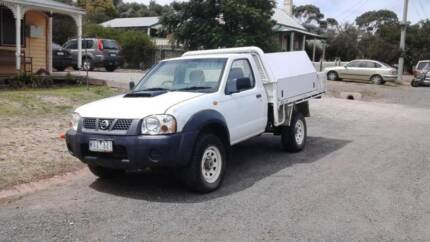 2008 Nissan Navara  2.5 tb 4x4 Marong Bendigo Surrounds Preview