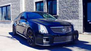 2012 Cadillac CTS V Berline