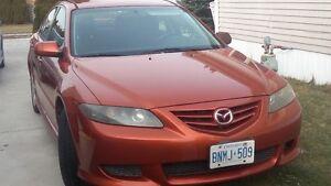 2005 Mazda Mazda6 Hatchback