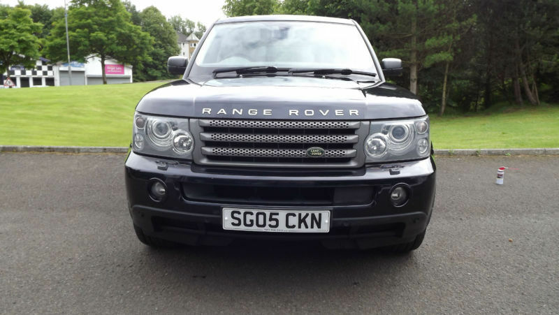 2005 range rover land rover sport 57k mls hse blue auto. Black Bedroom Furniture Sets. Home Design Ideas