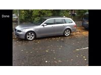 2006 55reg BMW 525d Se Estate Top spec Grey