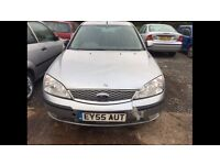 Breaking ford Mondeo for parts