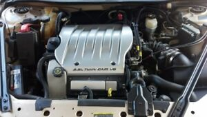 3.5L V6 Twin Cam Engine - 2002 Olds Intrigue