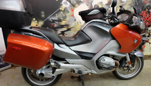 2005 BMW R1200RT touring. Everyones approved. Only $199 a month.