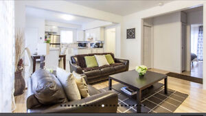 Montreal Furnished Apartment....Tout inclus
