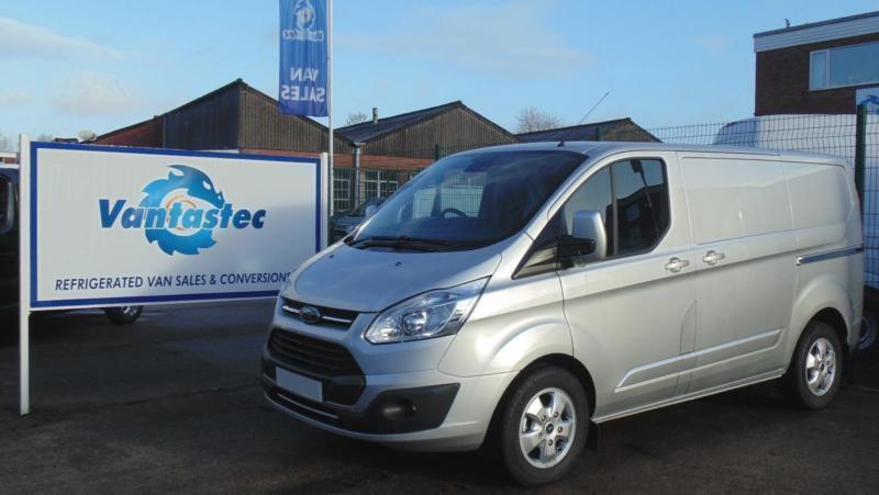 Ford Transit Custom Van 2.0TDCi 130PS 270 L1H1 Limited with Polyshield