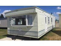 Static Caravan Nr Clacton-on-Sea Essex 2 Bedrooms 6 Berth Brentmere Ashby 2002