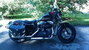 Harley Davidson Forthy Eight