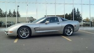 2000 C5 CORVETTE LOW KMS AUTOMATIC LIKE NEW