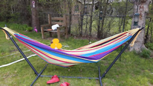 Hammock in like new condition