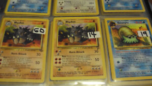 Older Pokemon Cards never used