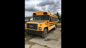 1996 Bluebird Bus for Sale