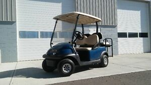 Good selection of 2 or 4 person GOLF CARTS