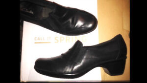 Clarks Leather Shoes womans
