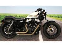 Harley Davidson Forty Eight XL 1200 X 14 2014