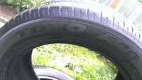 4x 235/55r/18  used Toyo Open Country tires