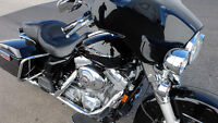 Only $199. per month. 2006 HD Electraglide with only 14,500 kms