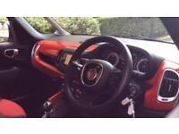 2013 Fiat 500L 1.6 Multijet 105 Pop Star 5dr Manual Diesel Hatchback