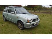 NISSAN MICRA 1.4 activ BREAKING ALL PARTS AVAILABLE
