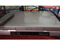 Panasonic NV-FJ630B-S VHS VCR AND LOADS OF MAINLY KIDS VIDEOS!!! £30 ono