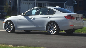 2013 BMW 3-Series 320i xDrive Sedan