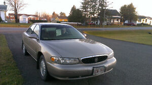 8 FrEe wheels with 2002 Buick Century Sedan 8 Roues fReE