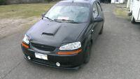 2005 Chevrolet Aveo Hatchback was 1800 now 1600