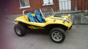 Corvair powered dune buggy $6000