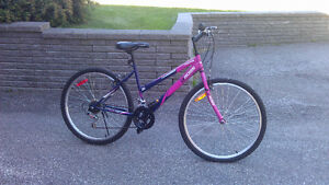 "NEW 26"" BIKE - BICYCLE - BICYCLE GIRL PINK BIKES FOR GIRL"