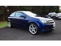 Vauxhall Astra Sri 2007 Blue Manual 1.8i 16v Petrol, Glasgow, Scotland