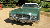 1973 Chrysler New Yorker Collector's Car