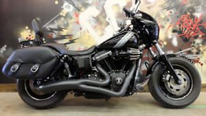 2015 Harley Davidson Fat Bob. Everyones approved. $399 a month.