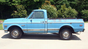 LOOKING FOR A 1967-72 CHEVROLET/GMC SWB