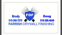 Drywall Finishers Wanted, Skilled or No Experience.