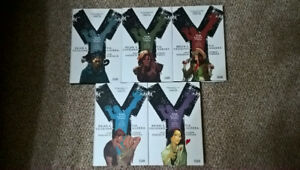 Y: The Last Man Deluxe Editions Complete Set