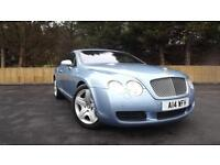 Bentley Continental 6.0 auto Full Bentley History 2005MY GT Glasgow Scotland
