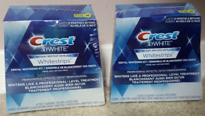Crest  3D  White  Strips  (Professional  Effects)