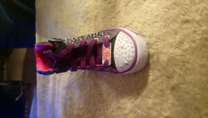 Girls Size 12 Twinkle Toes Sketchers