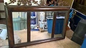 beautiful cast mirror for sale!