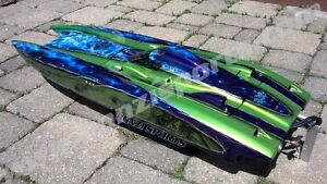 WANTED- RC Gas Boat (no nitro).