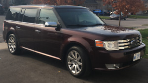 2010 Ford Flex Limited, AWD, CERTIFIED, Leather, 7 seater