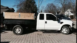 Ford F350 Ext Cab (dump), Diesel 6.4 Power Stroke For Sale