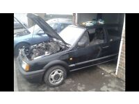 Mk2f polo coupe GT breaking
