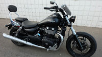 2012 Triumph Thunderbird Storm. Only 4,700 km's & $280 per month