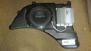 Ford Escape Mach Subwoofer with Amp