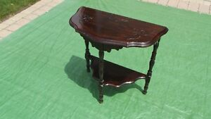 Antique Side Table Stratford Kitchener Area image 1