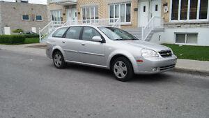2007 Chevrolet Optra sedán