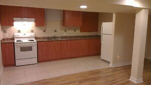 Large One Bedroom Basement Apartment For Rent From Sept. 1st